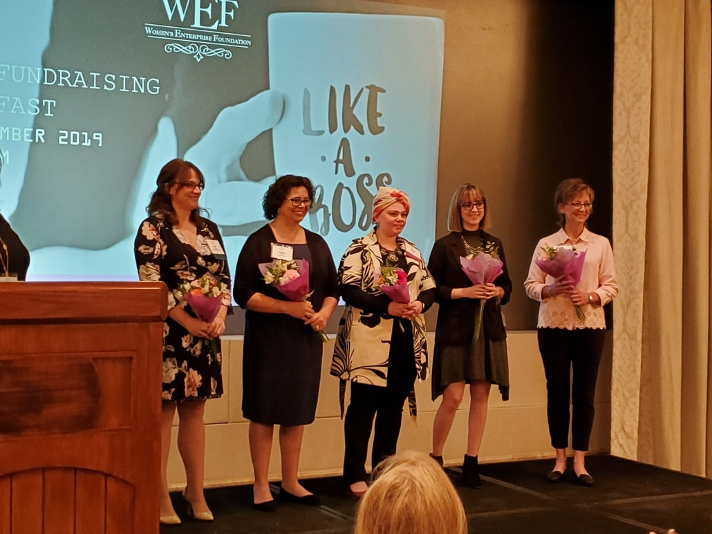 Womens Enterprise Foundation Grant and Scholarship Recipients 2019